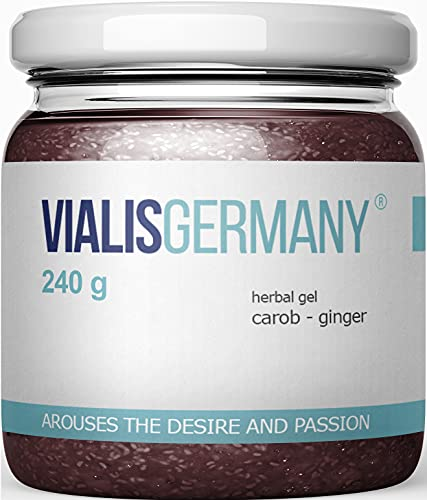 VialisGermany® Vorratspackung 240g - Herbal Gel | SOFORT EFFEKT | (herb, 240gramm)