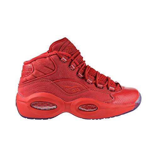 Reebok Question Mid Teyana Taylor Womens Shoes Primal Red/Ice bd4487 (7 B(M) US)
