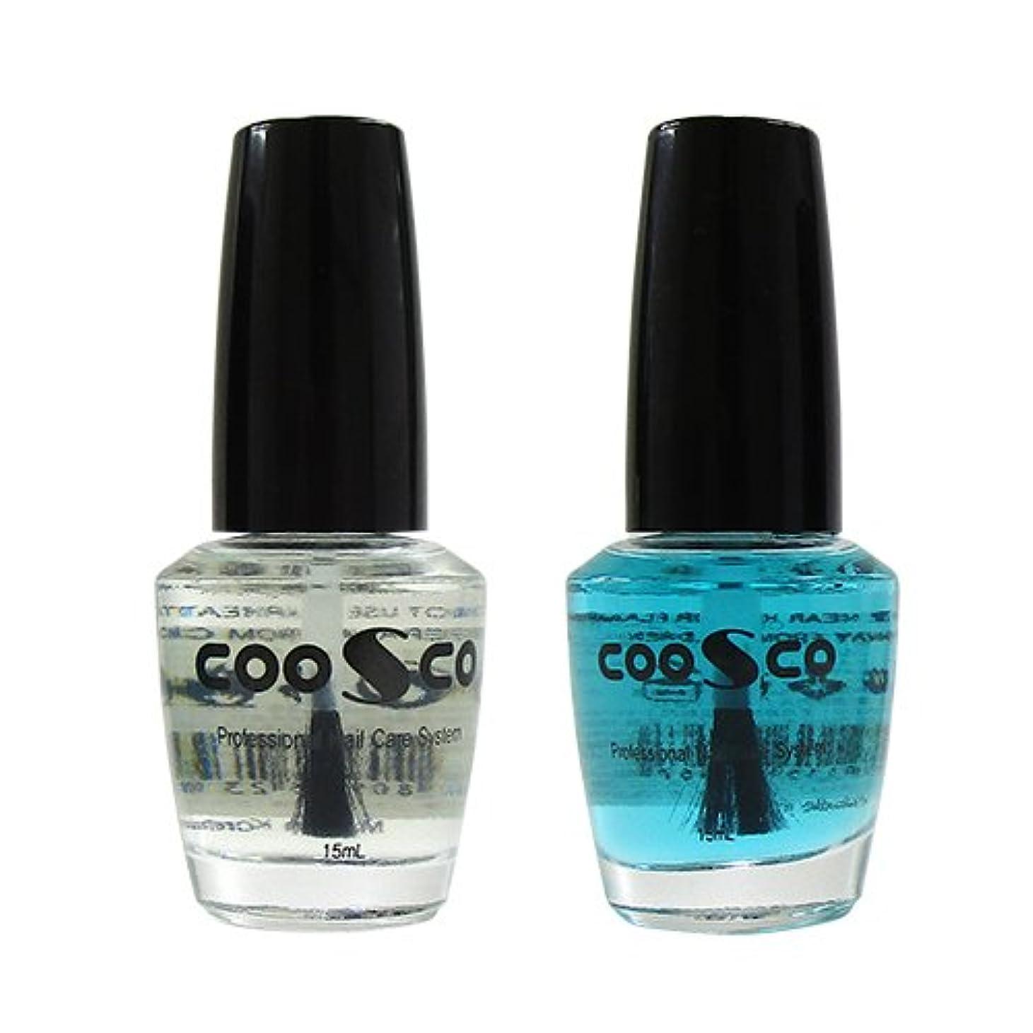 神経一元化する泥だらけチェスネイル用 CCトップコート×50個セット ※カラーは当店おまかせ! (COOSCO Professional Nail Care System CC Top Coat) 15mL