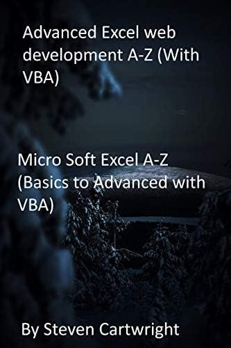 Advanced Excel web development A Z With VBA Micro Soft Excel A Z Basics to Advanced with VBA product image