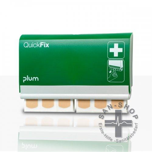 PLUM Pflasterspender QuickFix m.45 Pflastern