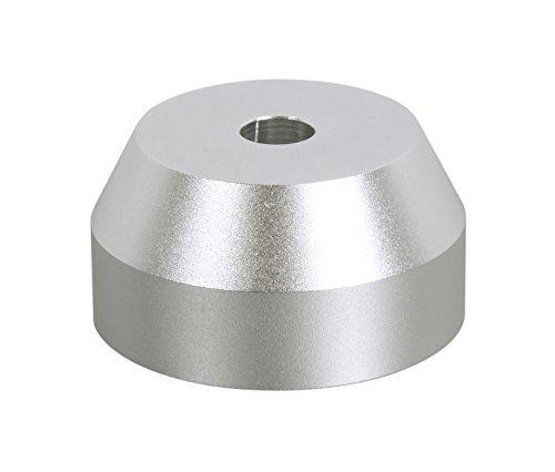 Dynavox Aluminium Single-Puck ASP1, Silber, Alumnium