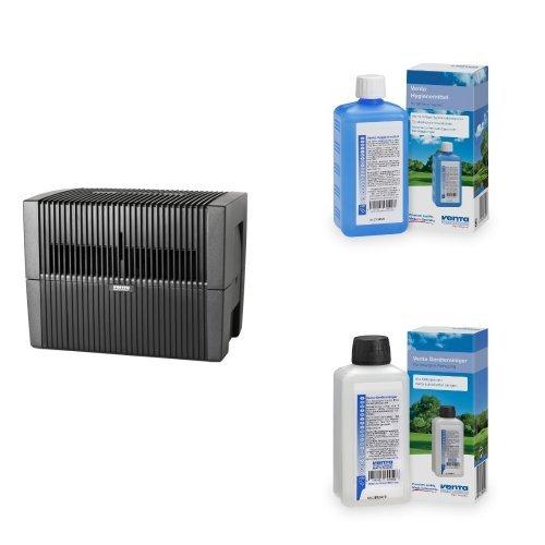 Venta 7045401 Luftwäscher LW 45 anthrazit/metallic + Hygienemittel 6331000 + Reiniger
