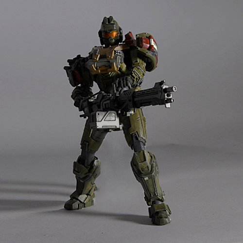 Figurine - Halo Reach Play Arts Kai - Vol. 2 - Jorge