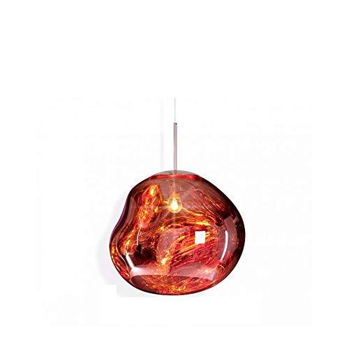 De enige goede kwaliteit Indoor Sferische Lava Effect Kleine Hanger Lamp, Acryl Decoratieve Lamp Geschikt voor Eetkamer/Slaapkamer Nachtkast/Bar Counter/Bar/Kleding Winkel