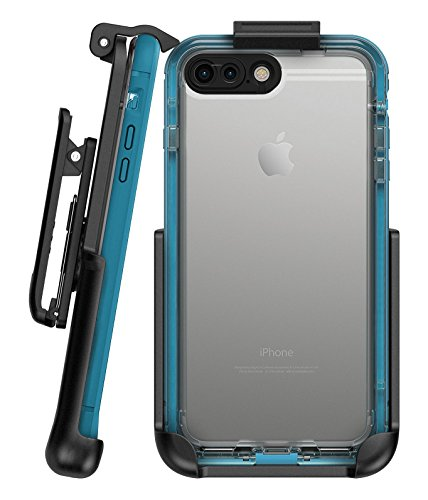 """Encased Belt Clip Holster for Lifeproof Nuud Case - iPhone 7 Plus (5.5"""") (case Sold Separately)"""
