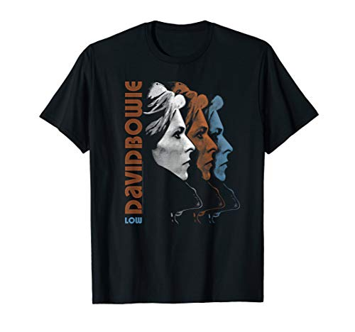 David Bowie Low Album Art T-shirt, Men, Women, S to 3XL