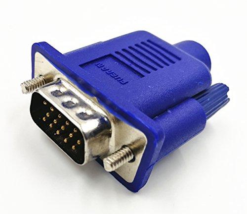 FUERAN 500Pack-Dummy Plug sin cabeza HDMI DDC EDID Emulador Fantasma Monitor, 1920x1080-3840x2160@60Hz