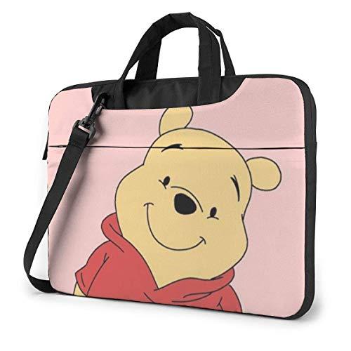 XCNGG Winnie Laptop Bag Business Maletín para Hombres y Mujeres, Bandolera de Hombro, Estuche para
