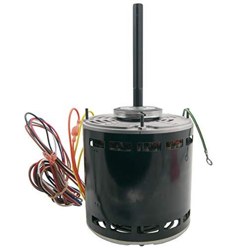 Supplying Demand W51-34BJA3-02 HVAC Blower Motor 3/4 HP 1 Phase 3 Speed 208/230V 1075 RPM
