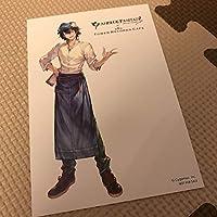 グランブルーファンタジー グラブル タワレコカフェ ポストカード カイン タワーレコードカフェ 渋谷 特典