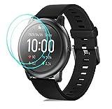 Haylou Solar LS05 +2 Película de Vidro Bluetooth 5.0 IP68 Smartwatch Relógio Inteligente