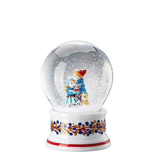 Hutschenreuther Schneekugel Weihnachten Limit. Schneekugel 2020
