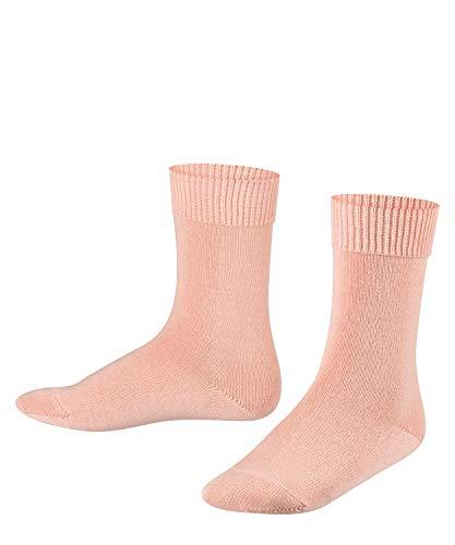 FALKE Unisex Kinder Comfort Wool Socken, rosa (rose cloud 8285), 23-26