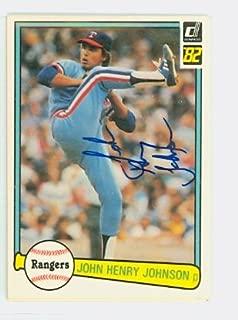 Best john henry johnson autograph Reviews