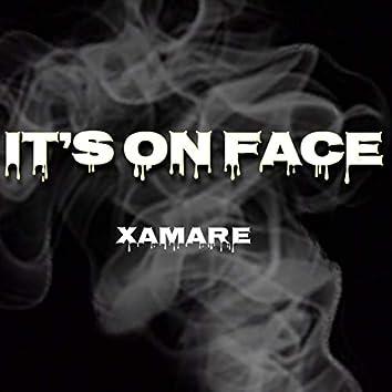 It's on Face