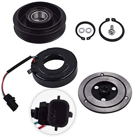 WFLNHB AC A C Air Attention brand Compressor New sales Clutch Sentra Kit for 2007-2 Nissan
