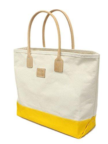 (ヘリテージレザー) HERITAGE LEATHER CO. NO.7717 Tote Bag(トートバッグ) Natural/Yellow HL140