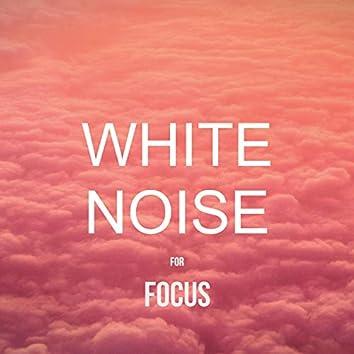 White Noise For Focus & Study