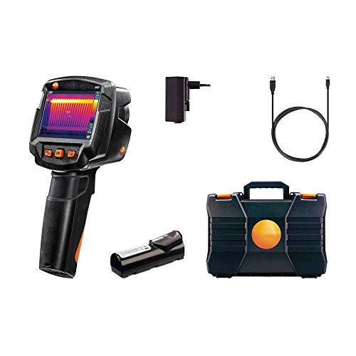 Warmtebeeldcamera 865 infrarood beeldresolutie 320 x 240 pixels warmtebeeldcamera, infraroodcamera in zakformaat temperatuurmeetbereik -20 tot 280 °C