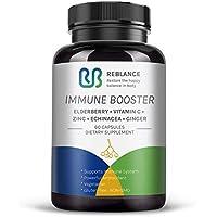 Reblance Ginger Immune Support Supplement