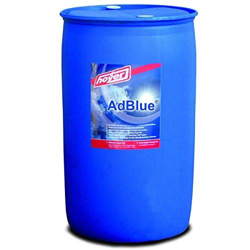 AdBlue® 210 Liter Drum Fass von HOYER