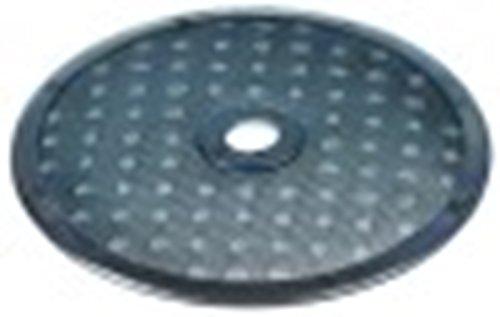 Colador de ducha de 48 mm de diámetro, agujero de 5,5 mm de...