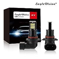 SFNTION 車用フォグランプ カー防曇ライト 6000K 24W IP67防水 高品質 コンパクト設計 LEDヘッドライト フォグライト LEDチップ搭載 12V車対応