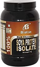 Bioton 100% Soya Protein Isolate Rich Chocolate - 1 KG