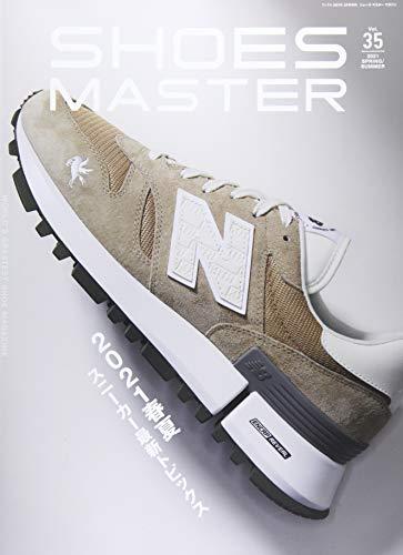ワッグル5月号増刊 SHOES MASTER Magazine Vol.35 2021 SPRING/SUMMER (ワッグル増刊)