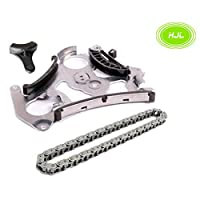Oil Pump Chain Drive Set Replacement For BMW N52 N55 S55 X5 X6 335i 640i M4 xDrive 3.0