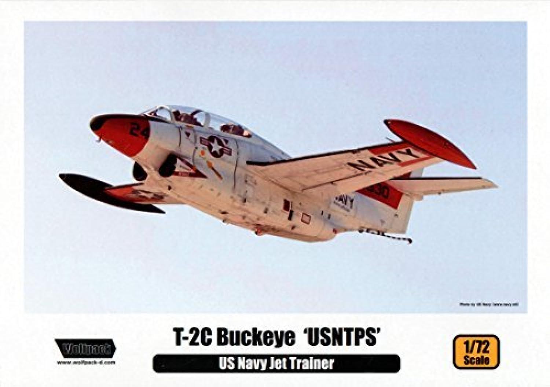 Descuento del 70% barato WPD10006 1 1 1 72 Wolfpack T-2C Buckeye 'USNTPS' [MODEL BUILDING KIT] by Wolfpack Design  promocionales de incentivo