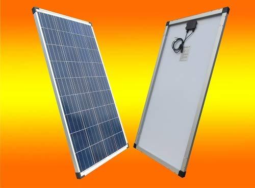 bau-tech Solarenergie 30Watt Solarmodul Polykristallin/Solarpanel/Solar Zelle Platte GmbH