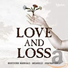 James Arcangelo / Gilchrist - Monteverdi: Madrigals Of Love And L