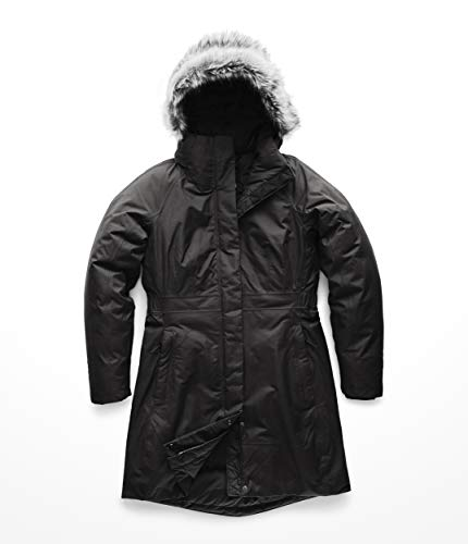 THE NORTH FACE Damen Arctic II Parka, TNF Black, S
