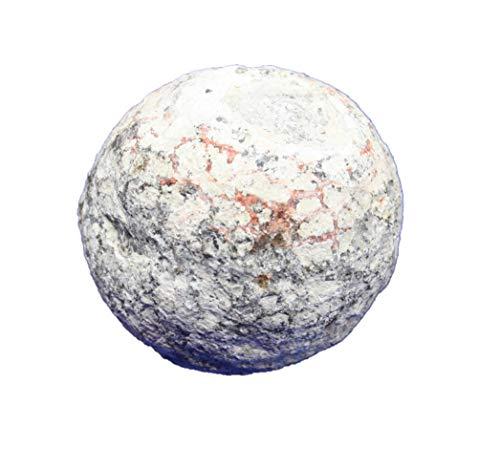 Steinfixx Achat Geode geschlossen aus Mexiko Glücksgeode 60-70 mm