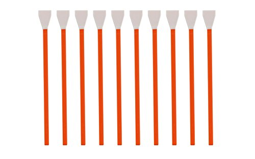 Rollei Sensorpinsel MFT - 10 Stück vakuumverpackt in einem Set, für schlierenfreie Nass- und Trockenreinigung, für Kameras mit MFT Sensor