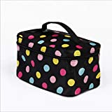 Bessyn Packing Organizer Zippered Durable Washable Laundry Wash Bag Travel Lingerie Shoe Pouch Toiletry Organizer Handbag Makeup Bag for Home Storage Travel Bathroom (F)