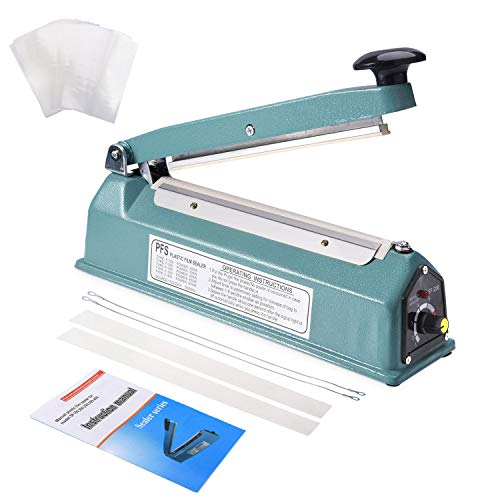 Suteck 8 inch Impulse Bag Sealer