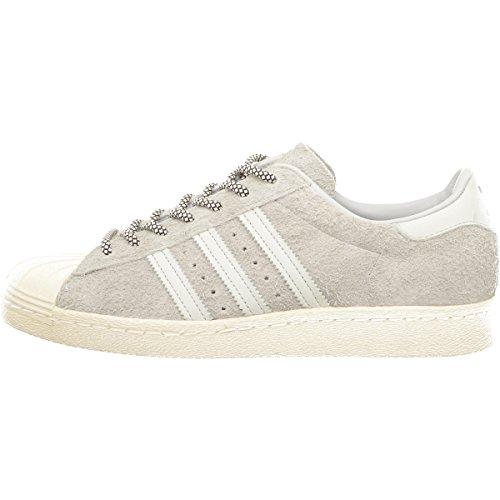 adidas Superstar 80 S Herren Sneaker Grau