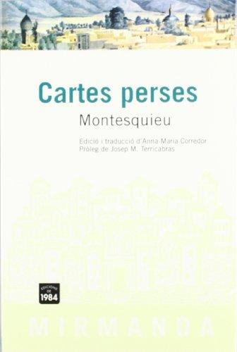 Cartes perses (Mirmanda, Band 25)