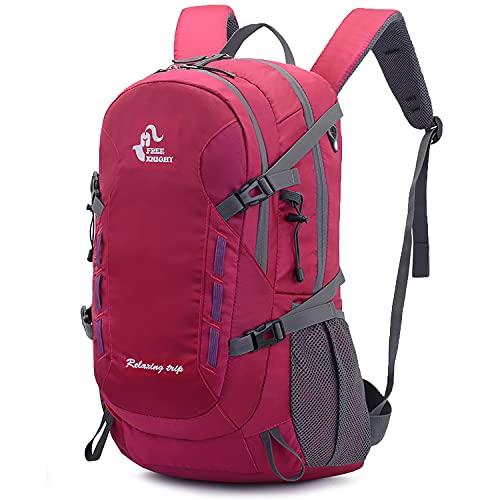 SKYSPER Zaino da Hiking 30L, Zaino da Trekking Impermeabile e...