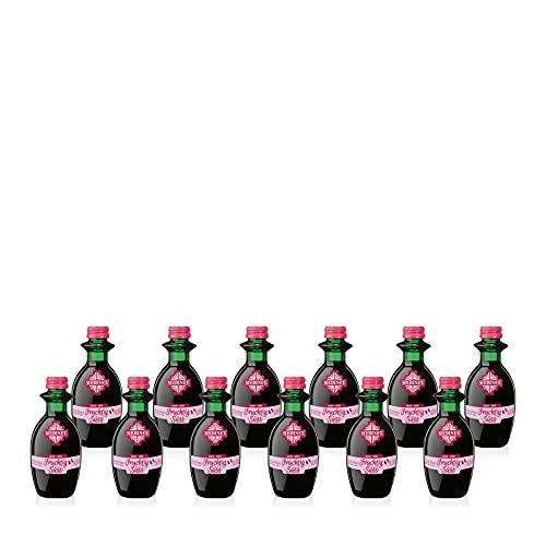 Medinet Rouge Fruchtig-Süss Süß (12 x 0.25 l) - Rotwein aus Frankreich