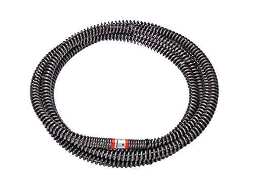 Rotherberger 7.2431 Hochleistugs-Rohrreinigungs-Spirale, 16 mm x 2.3 m