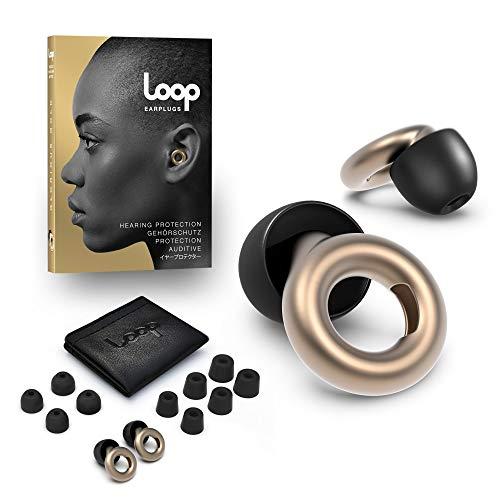Loop Tapón para los Oídos con Reducción de Ruido - Quita Sonido 20...