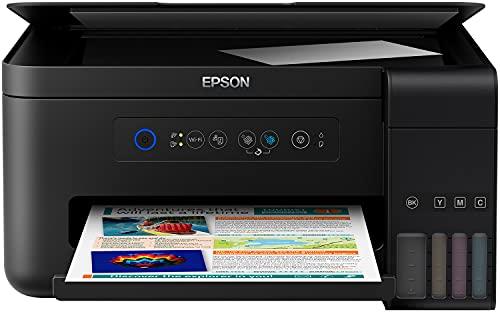 Epson EcoTank L4150   Modelo Importación   Sin Cobertura de Garantía en España o Portugal   Inyección de Tinta 33 ppm 5760 x 1440 dpi A4 WiFi - Impresora multifunción 🔥