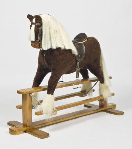 MJmark DARK BAY Handmade Rocking Horse MARS III Cheval à bascule