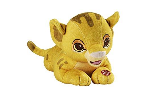 Simba Peluche Lumineuse - Disney Le Roi Lion
