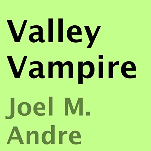 Valley Vampire audiobook cover art