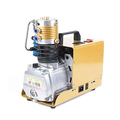 Bomba de aire de alta presión WUPYI2018, bomba eléctrica mejorada de alta presión, bomba de aire de alta presión, extractor de aceite, 220 V, 30 MPA, 300 bar